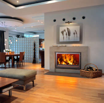 Announcing the Woodfire Technical range of stoves