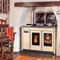 Smart 120 wood pellet cooker
