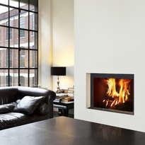 Stella 3 H600 woodburning inset stove