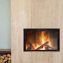 Stella 3 H700 woodburning inset stove