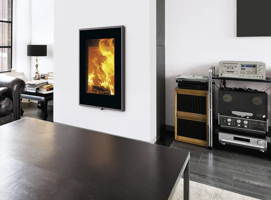 Carbel Vision insert stove