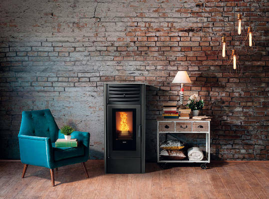 Dea Eco 12 wood pellet stove