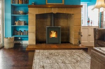 Duroflame wood pellet stoves