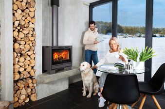 Opus Cubic Stoves
