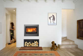 Opus Tempo Inset stoves