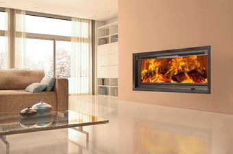 Woodfire RH Lifting Door Stoves