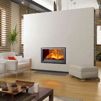 Woodfire RX Double Sided Inset Boiler Stoves