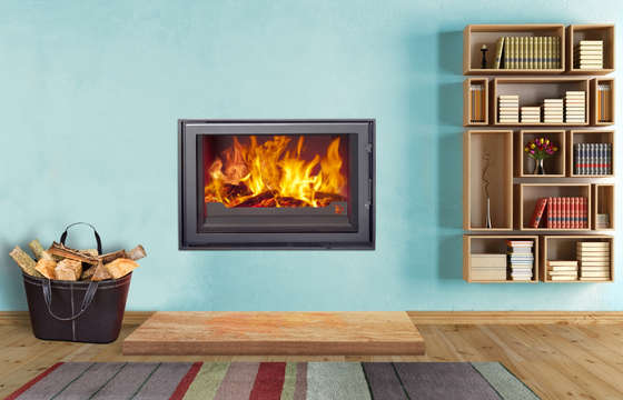 Woodfire RX 20 Inset Boiler Stove