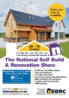 The National Self Build and Renovation Show